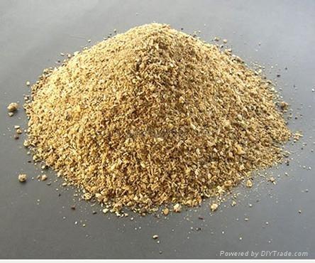 Mączka kostna nawóz ekologiczny zawierający fosfor i wapń.