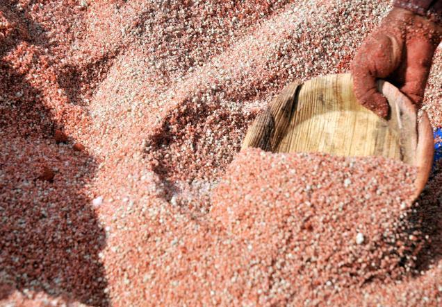 Sól potasowa chlorek potasu tanio jak ograniczyć koszty nawożenia potasem nawóz