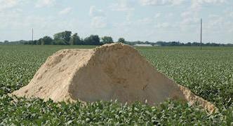 Gips rolniczy zastosowanie w rolnictwie nawóz siarczan wapnia