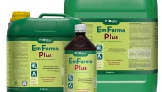 Efektywne Mikroorganizmy Em Probiotics EmFarma Plus